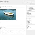 Установка шаблона WordPress (тема оформления)