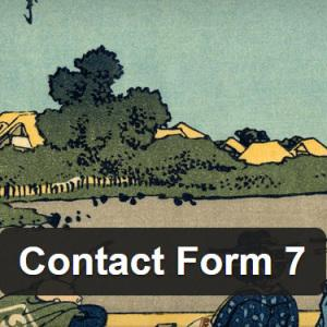 contact form-7