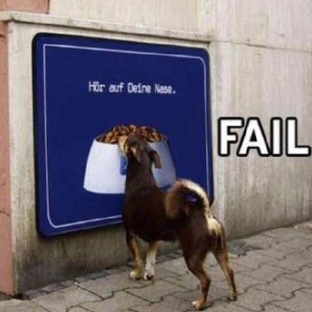 пес реклама