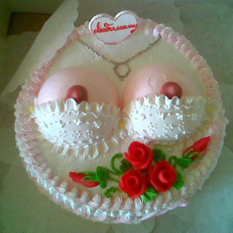торт сиськи