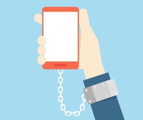 смартфонозависимость